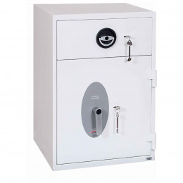 Police Approved £10,000 Cash Deposit Safe - Phoenix Diamond HS1190KD - door closed