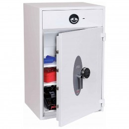 Eurograde 1 Deposit Safe - Phoenix Diamond HS1093ED  - Door ajar