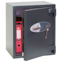 Phoenix Mercury HS2052K Eurograde 2 High Security Safe - door ajar