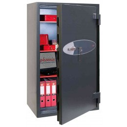 Phoenix Mercury HS2055K Eurograde 2 High Security Safe - door ajar