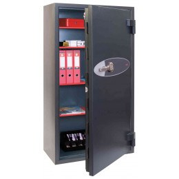 Phoenix Mercury HS2056E Grade 2 Digital Fire Security Safe - door ajar
