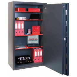 Phoenix Elara HS3556K Key Locking Eurograde 3 High Security Fire Safe - interior
