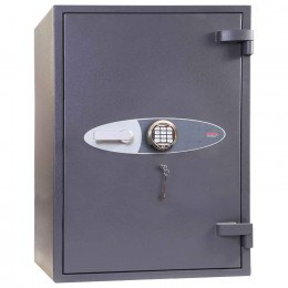 Phoenix Planet HS6076E Police Approved Dual Key & Electronic Eurograde 4 Fire Safe