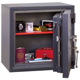 Phoenix Cosmos HS9071K Dual Key Locking Eurograde 5 Safe - Fully Open Door