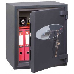 Phoenix Cosmos HS9072K Dual Key Locking Eurograde 5 Safe - Open Door