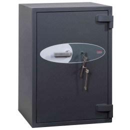 Phoenix Cosmos HS9073K Dual Key Locking Eurograde 5 Safe - Closed Door