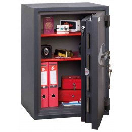 Phoenix Cosmos HS9073K Dual Key Locking Eurograde 5 Safe - Fully Open Door