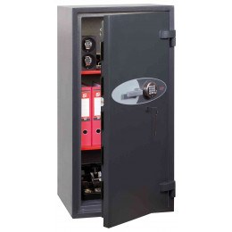 Phoenix Cosmos HS9074E Dual Key & Electronic Eurograde 5 Safe - Open Door