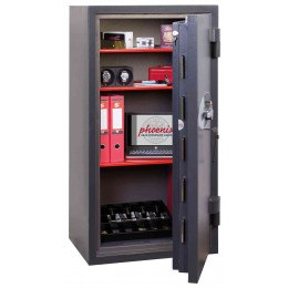 Phoenix Cosmos HS9075E Dual Key & Electronic Eurograde 5 Safe - Fully Open Door