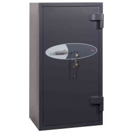 Phoenix Cosmos HS9075K Dual Key Locking Eurograde 5 Safe - Closed Door