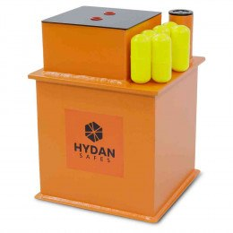 "Hydan Briton Deposit £4000 Rated 12"" Square Door Floor Safe"