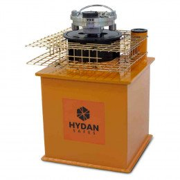 "Hydan Cobalt Deposit £10,000 Rated 12"" Round Door Floor Safe"
