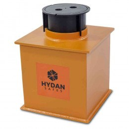 "Hydan Standard Size 2 £4000 Rated 12"" Round Door Floor Safe"