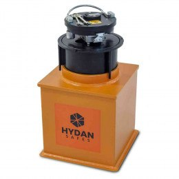 "Hydan Standard 1 £4000 Rated 9"" Round Door Floor Safe"