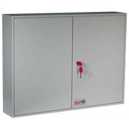 Key Locking Key Cabinet 400 Hooks | Securikey KC400