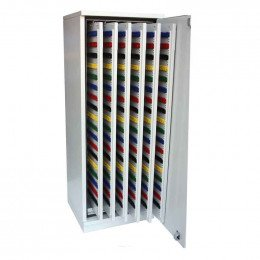 Securikey Floor Standing Key Cabinet 2160 Hooks