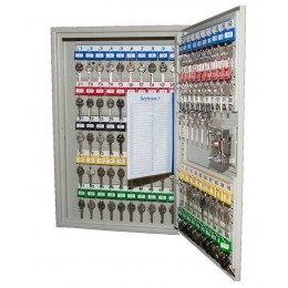 Key Secure KS100D-MD Deep Cabinet Mechanical Digital 100 Keys - Door open