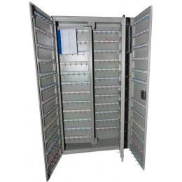 Padlock Storage Cabinet 500 Hooks- KeySecure KSE500P