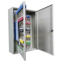Key Secure KS150 Key Cabinet 150 keys Electronic Cam Lock open