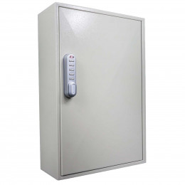 KeySecure KS250 Electronic Cam Lock Key Cabinet  closed