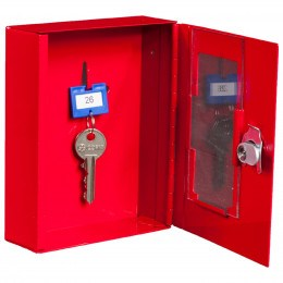 Emergency Key Box- Keysecure KS1 - Door Open