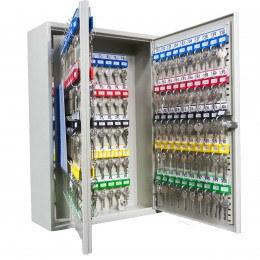 KeySecure KS200 Key Storage Wall Fixed Cabinet 200 Keys open