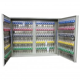 Key Secure KS200D-EC-AUDIT Deep Key Cabinet Electronic Combination 200 Keys or bunches - interior view
