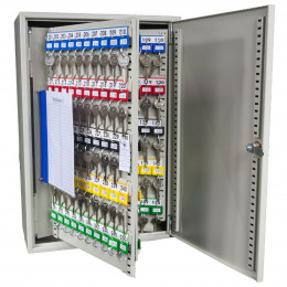 Key Secure KS250-EC-AUDIT Key Cabinet Electronic Combination 250 Keys - interior view