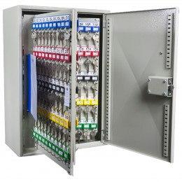 KeySecure KS250 Key Storage Wall Fixed Cabinet 250 Keys - open