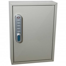 KeySecure KS30 Key Cabinet 30 keys Electronic Cam Lock door closed