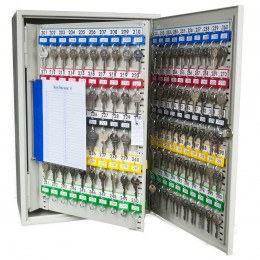 KeySecure KS300 Key Cabinet 300 keys Electronic Cam Lock open