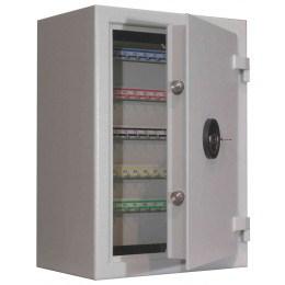 Securikey KS300ZE High Security Key Safe Electronic 300 Keys - door ajar