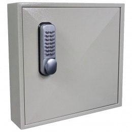 Key Secure KS50MD 50 Hook Mechanical Digital Key Cabinet