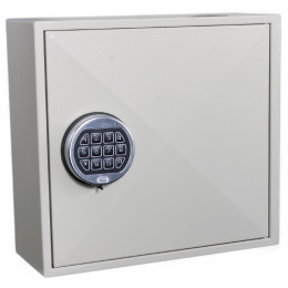 Key Secure KS50D-EC-AUDIT Deep Key Cabinet Electronic Combination 50 Keys or bunches