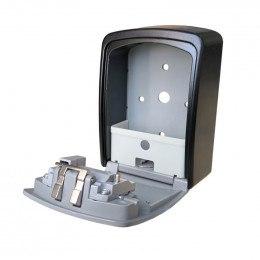 KeySecure KSC4K Large Outdoor Combination Key Safe - open door