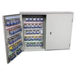 Secure Padlock Cabinet 100 Hooks - KeySecure KSE100P