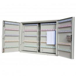 Extra Secure Key Cabinet 600 Hooks - Keysecure KSE600 - Interior View