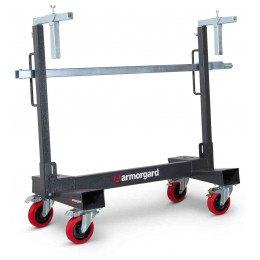 Armorgard Loadall LA750-PRO Board Handling Trolley loading up to 750kg