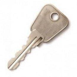 Bisley Locker Lowe and Fletcher Master Key - LFM64