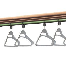 Coat Hangers pack of 10 - Probe Security Hangers ATH