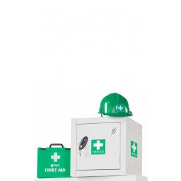 Cube Locker - First Aid Storage - Probe 1 Door