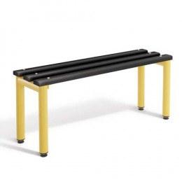 Single Bench Black Slats - Probe Type B