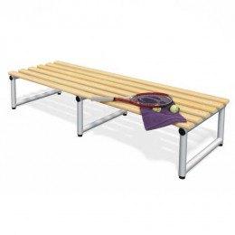 Double Bench Ash Woodgrain Slats - Probe Type B