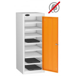 Probe Lapbox 8ST Laptop Storage Locker 8 Compartments - orange