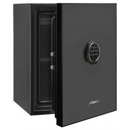 Phoenix Spectrum LS6001EDG Digital D/Grey 60 min Fire Safe - door ajar