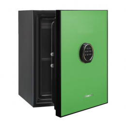 Phoenix Spectrum LS6001EG Green Door Luxury Fire Security Safe