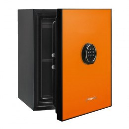 Phoenix Spectrum LS6001EO Orange Door Luxury Fire Security Safe