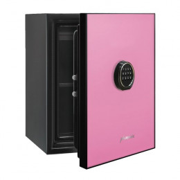 Phoenix Spectrum LS6001EP Pink Door Luxury Fire Security Safe