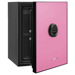 Phoenix Spectrum LS6001EP Digital Pink 60 min Fire Safe