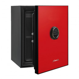 Phoenix Spectrum LS6001ER Red Door Luxury Fire Security Safe